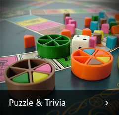 View all Puzzle & Trivia Board Games