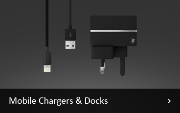 View all Mobile Phone Chargers & Docks
