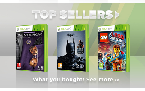 Xbox 360 Top Selling Games